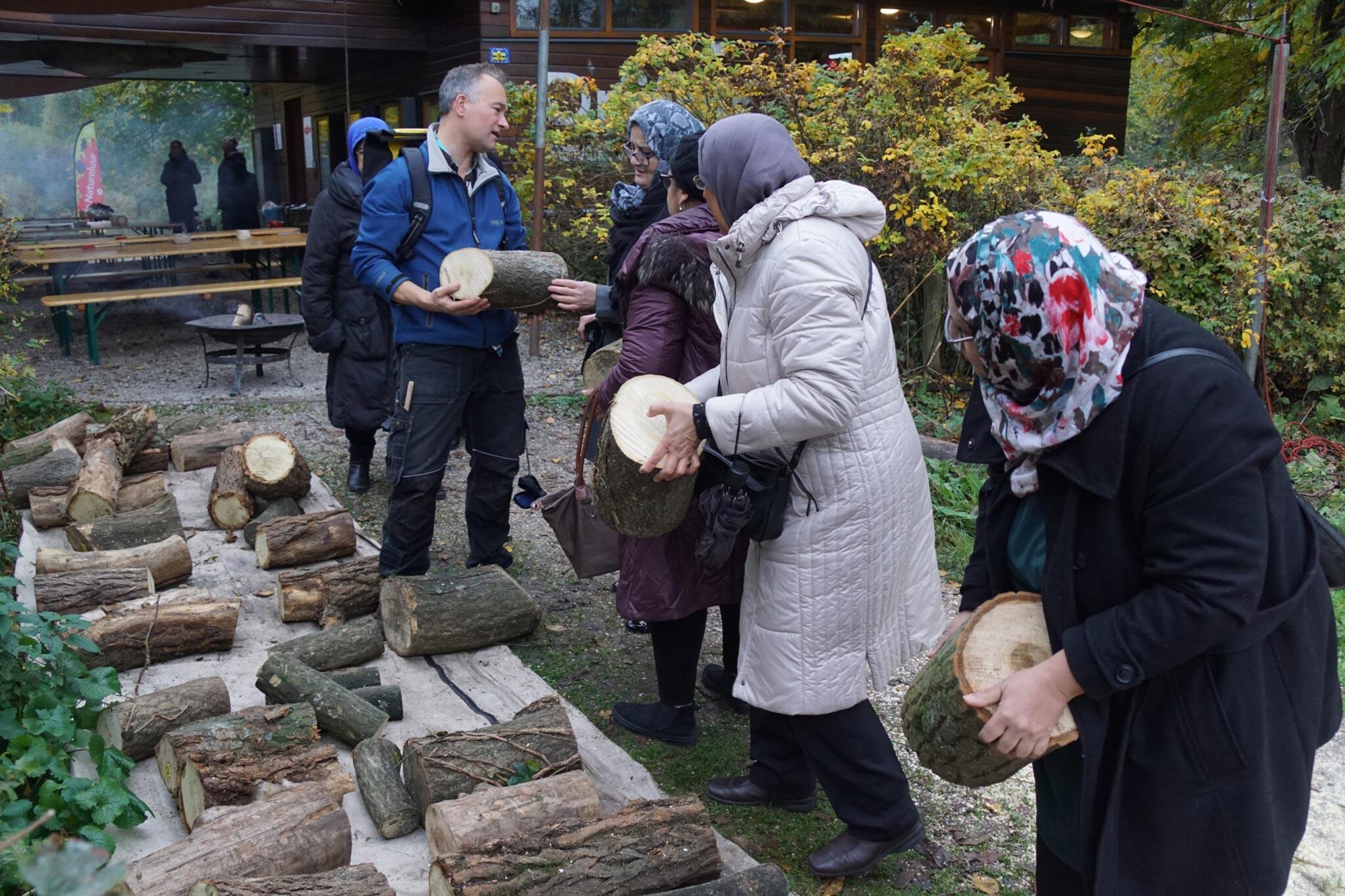 eetbaar hout