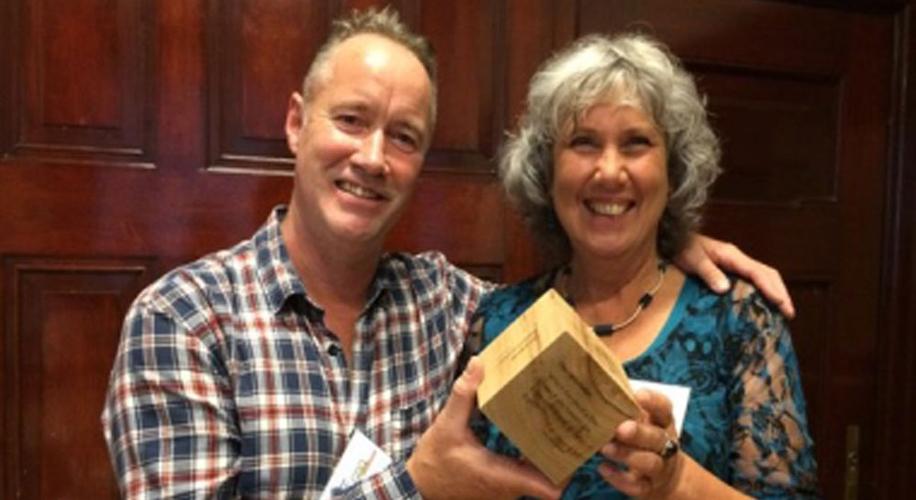 Energiecafé wint Henk Klein Award