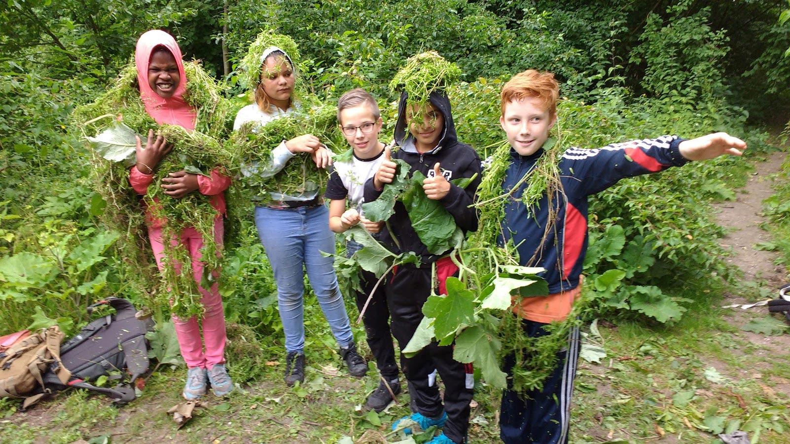 Forestschool, het avontuur begint