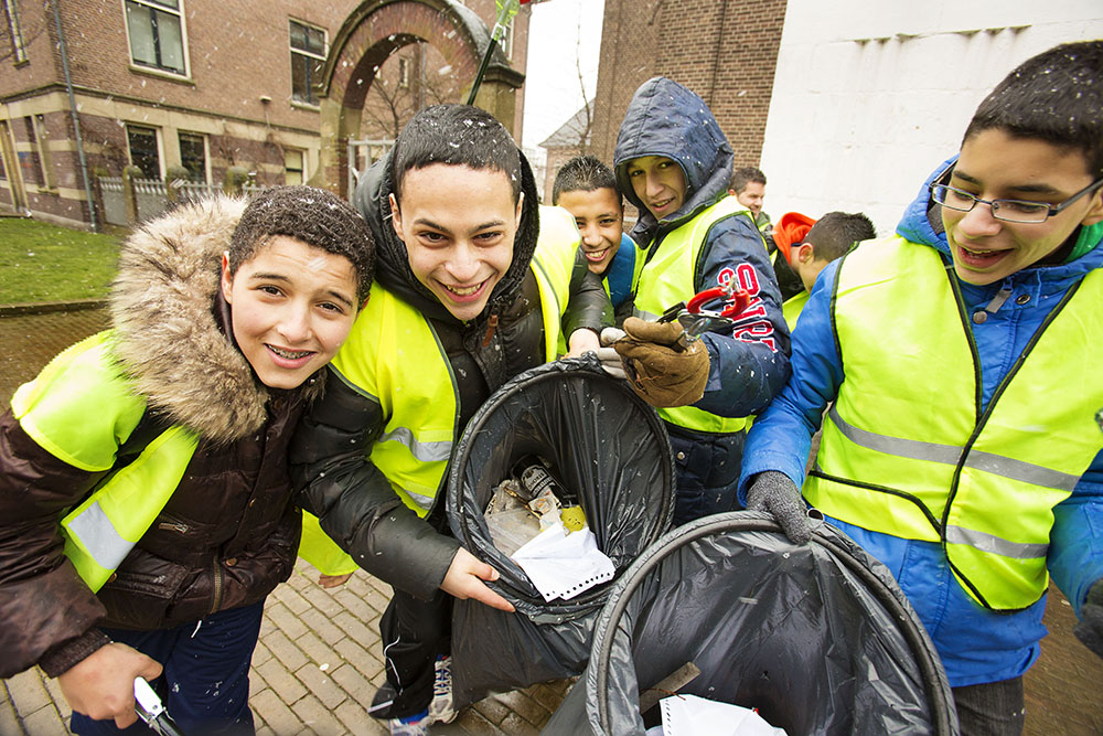 doe mee met World Clean Up Day