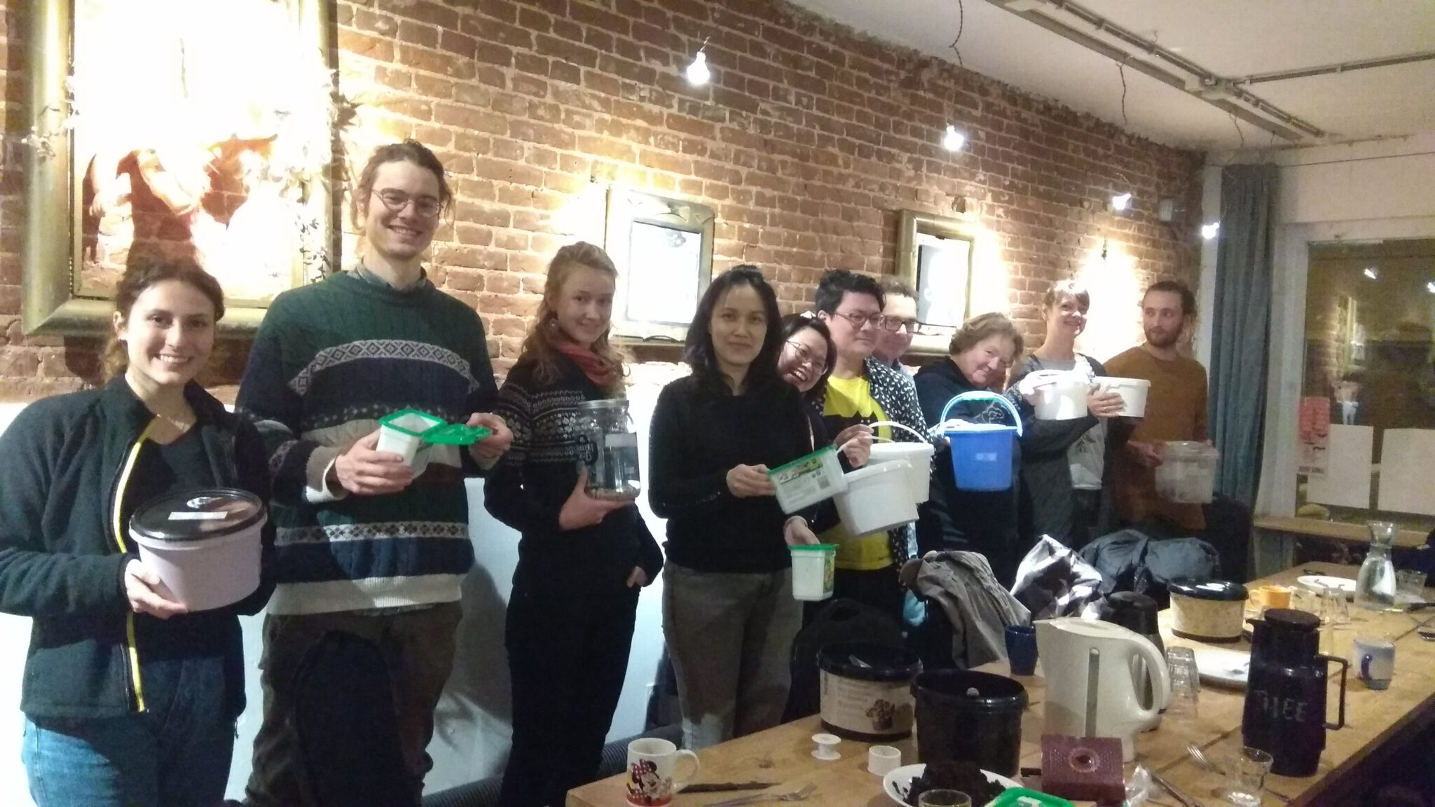organiseer een zwamcafé en creër impact!