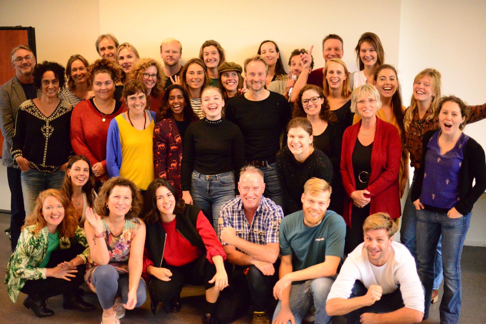 Amstelzwam als impact-project