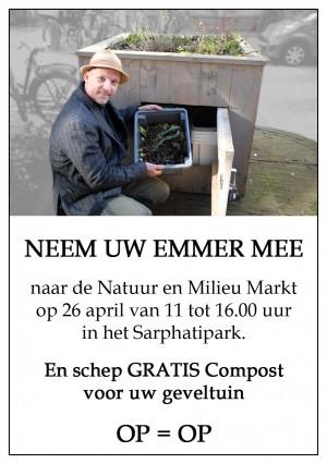 Voucher Pijpkrant - Compost