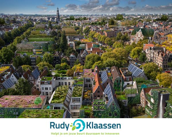 Investeren in de tuinen van Amsterdam